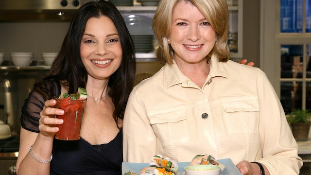 MSS1 E163 Celebrate: Cupcakes for all Occasions, Fran Drescher & Billy's Bakery