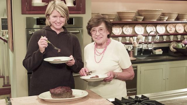 MSL Season 8 Episode 025V Mrs. Kostyra's Meat Loaf & Mashed Potatoes