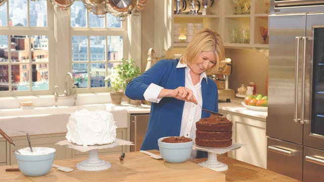 Martha's Baking Classics