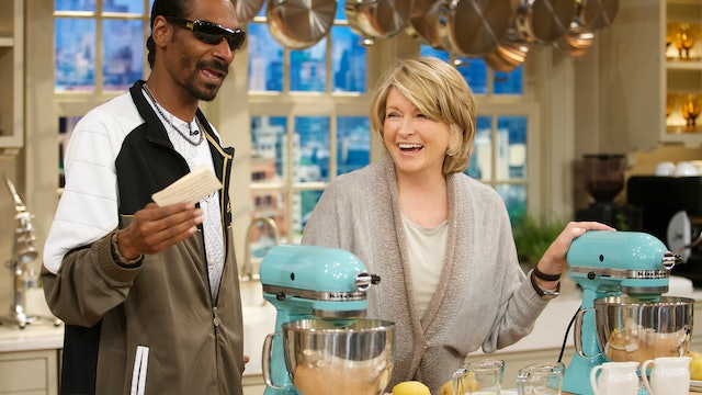 MSS S4 E047 Mashed Potatoes with Snoop Dogg; Crème Brulee with Chef Curtis Stone