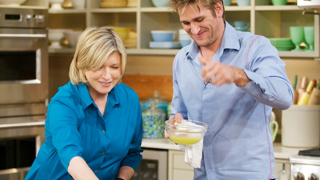 MSS4 E136 Passover Matzo and Cooking with Curtis Stone