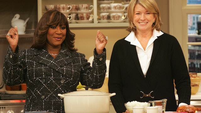 MSS S1 E056 Thanksgiving Side Dishes with Patti LaBelle