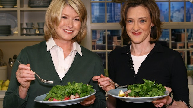 MSS1 E172 Celebrate: Easy, Elegant Spring Supper with Joan Cusack