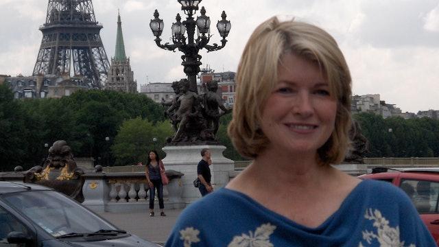 Travel the Globe with Martha