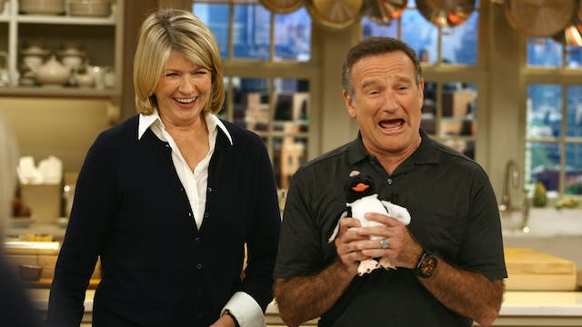 MSS S2 E053 Robin Williams, Award-Win...
