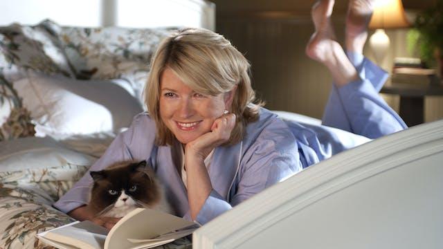 Get Cozy: Martha's Comfort Classics
