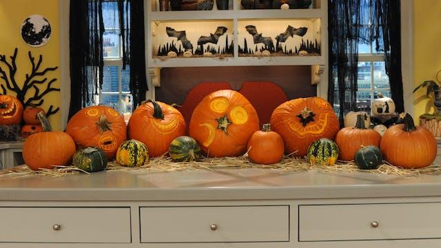 Halloween: Creepy Crafts & Dastardly Decor