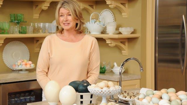 Martha Loves: Eggs