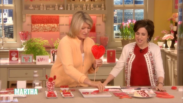 MSS6 E092 Valentine's Day Crafts & Cookies