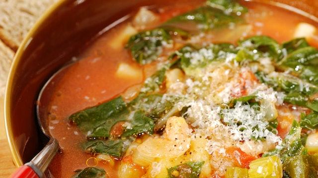 Soups, Stews, Chilis & Chowders