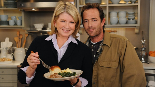 MSS6 E090 The Comfort Food Show; Luke Perry