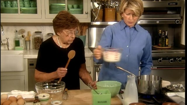 MSL Season 7 Episode 014V The Family Show & Rice Pudding with Mrs. Kostyra