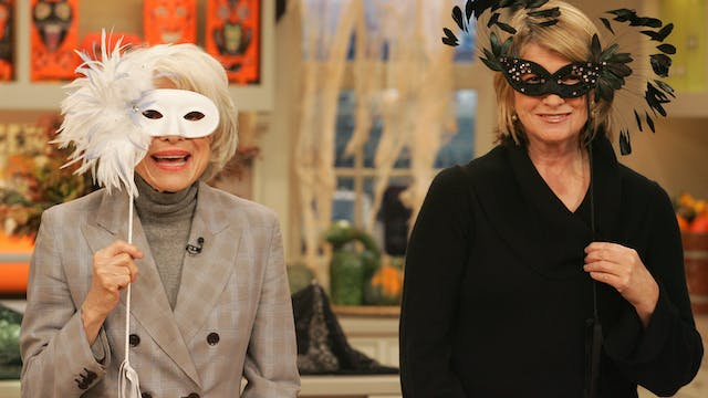 MSS1 E031 Halloween Masks with Carol ...