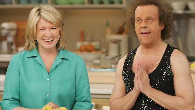 MSS1 E168 Luau Part 2 with Richard Simmons, Julie Bowen & Eric Stromer