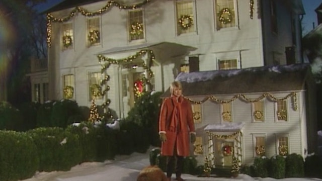 Martha Stewart's Home For The Holidays: The Family Tree (1999)