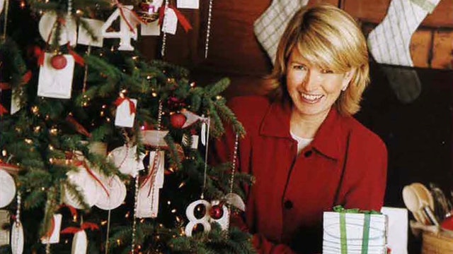 Martha Stewart's Welcome Home For The Holidays (1996)