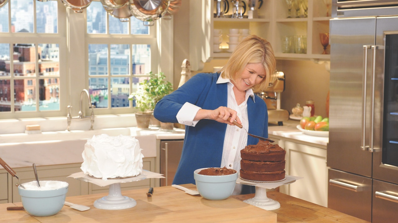 Make Friends with Your Oven: Bake Along with Martha