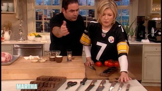 MSS4 E083 Super Bowl with Chef Emeril Lagasse