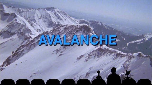 Experiment 1104: Avalanche