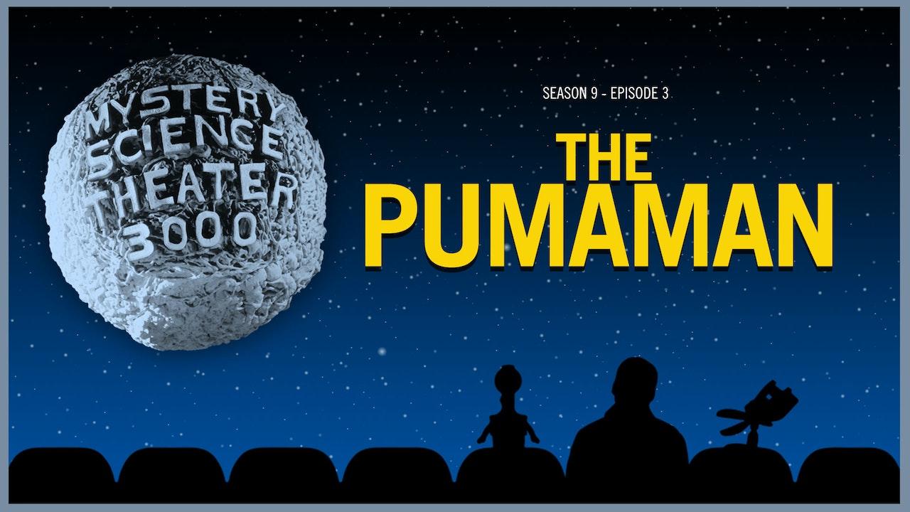 903. The Pumaman