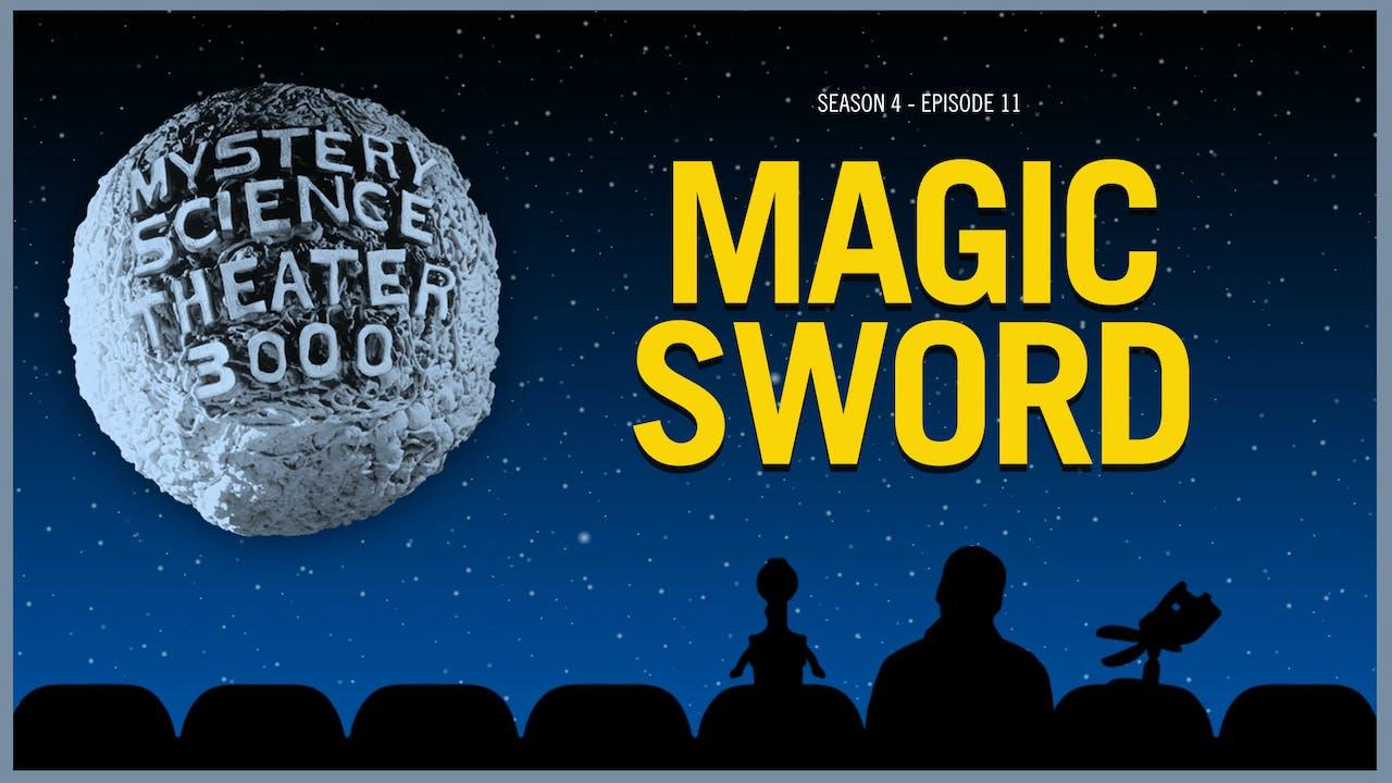411. Magic Sword