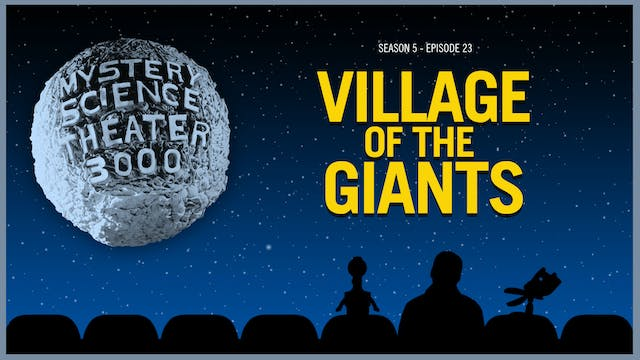 523. Village Of The Giants
