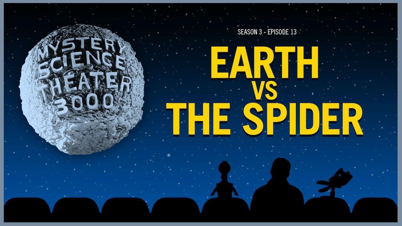 313. Earth vs. The Spider