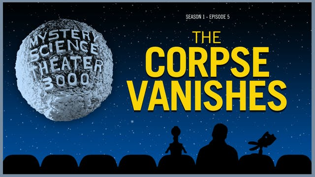 105. The Corpse Vanishes