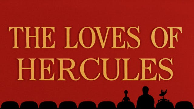 Experiment 1108: The Loves of Hercules