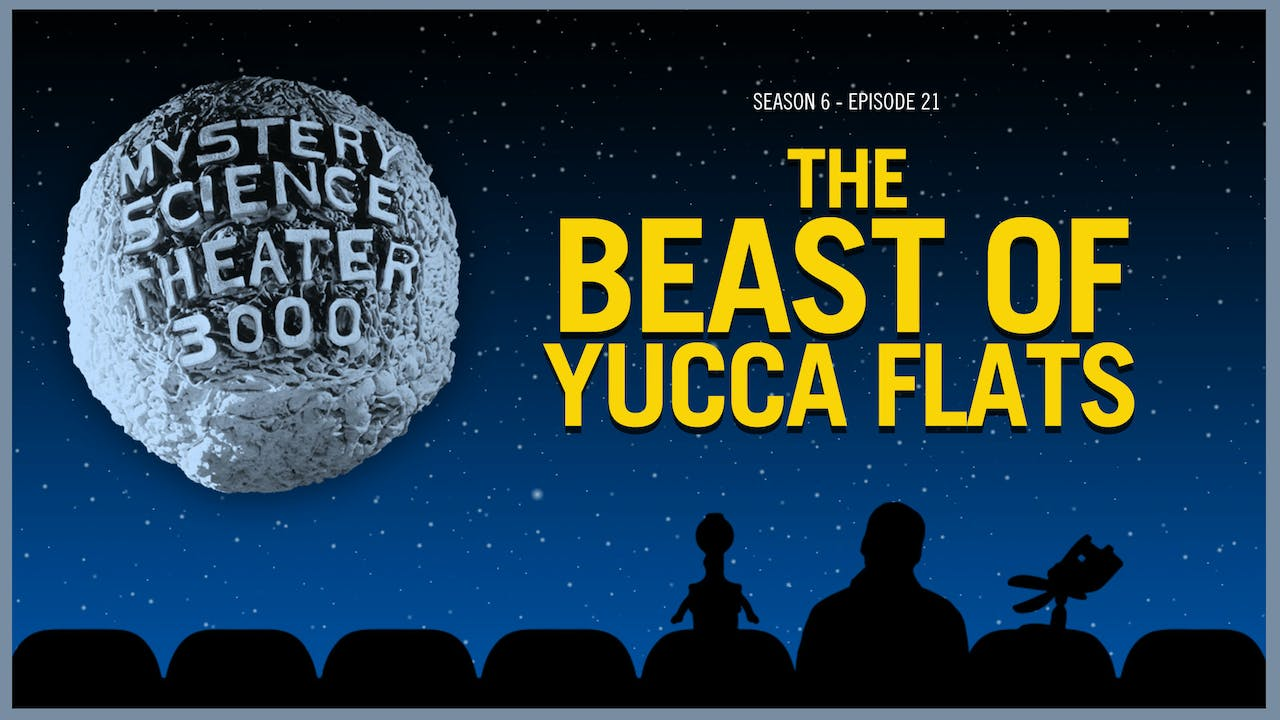 621. The Beast of Yucca Flats