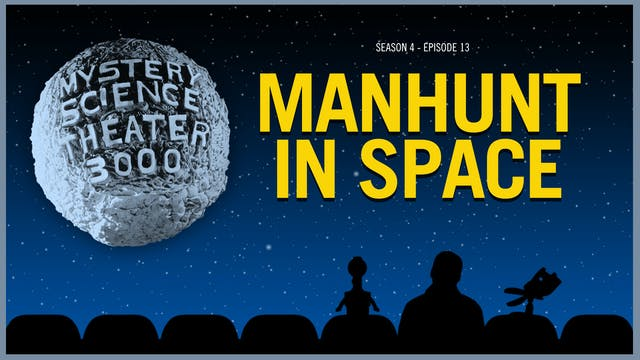 413. Manhunt in Space