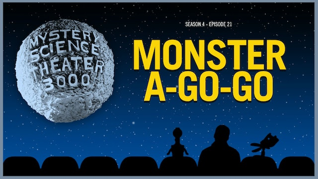 421. Monster a-Go-Go