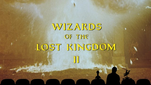 Experiment 1111: Wizards of the Lost Kingdom 2
