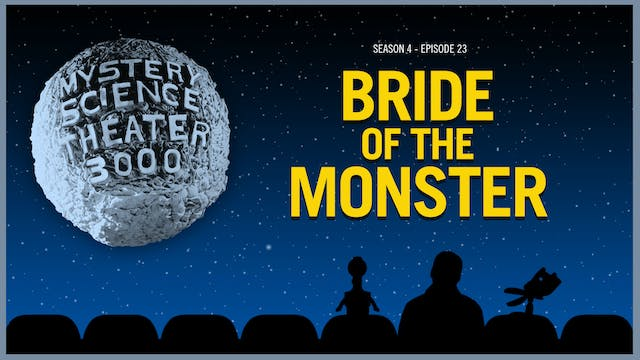 423. Bride of the Monster