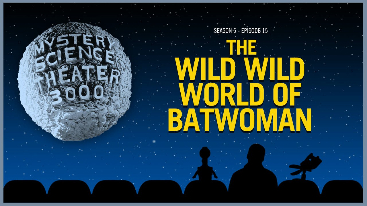 515. The Wild Wild World of Batwoman