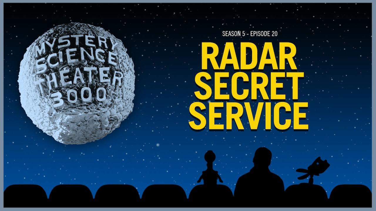 520. Radar Secret Service