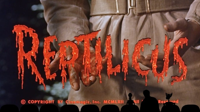 Experiment 1101: Reptilicus