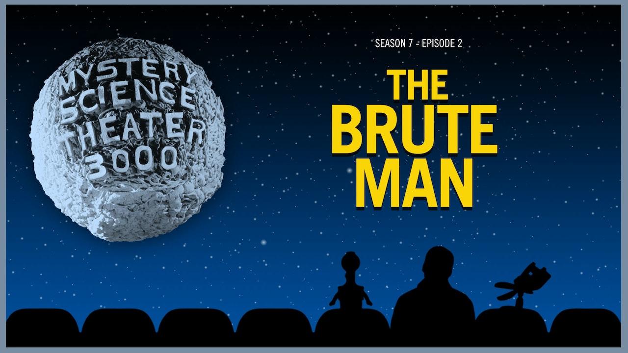 702. The Brute Man