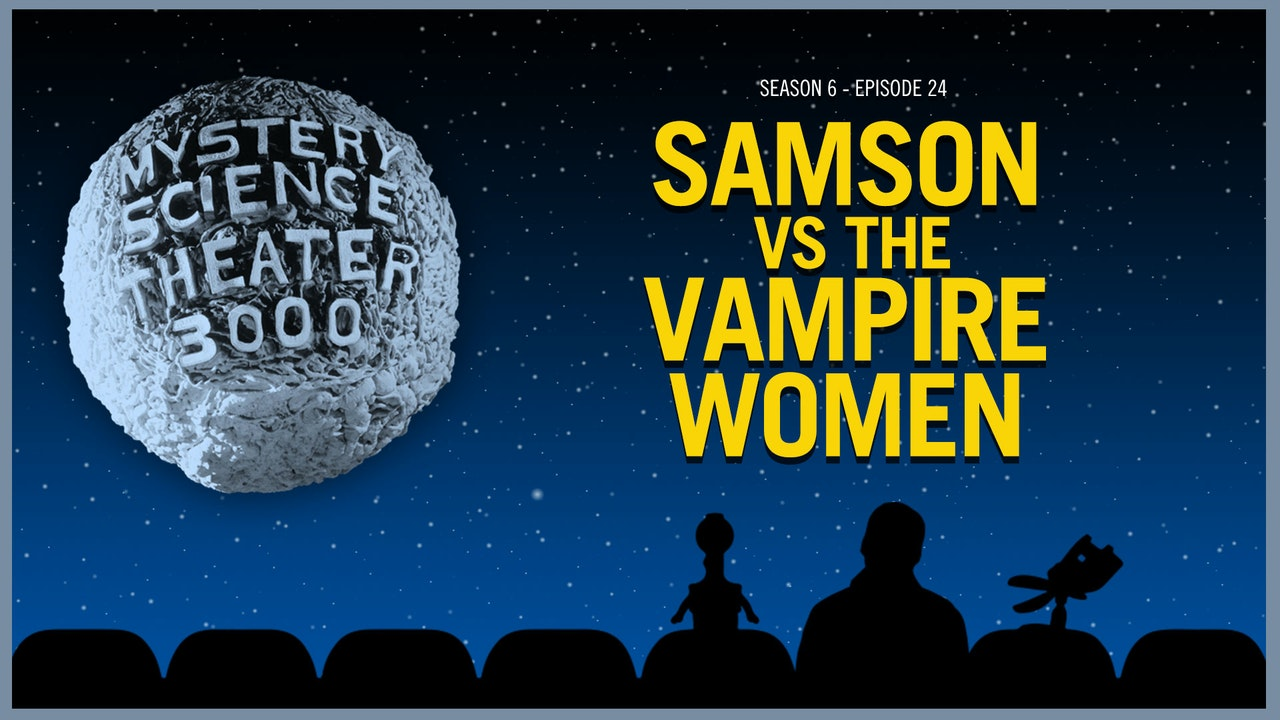 624. Samson vs. the Vampire Women