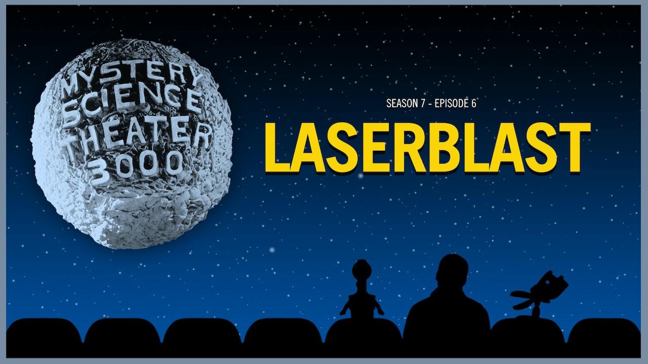 706. Laserblast