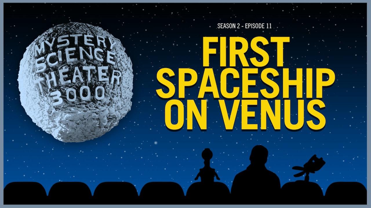 211. First Spaceship on Venus