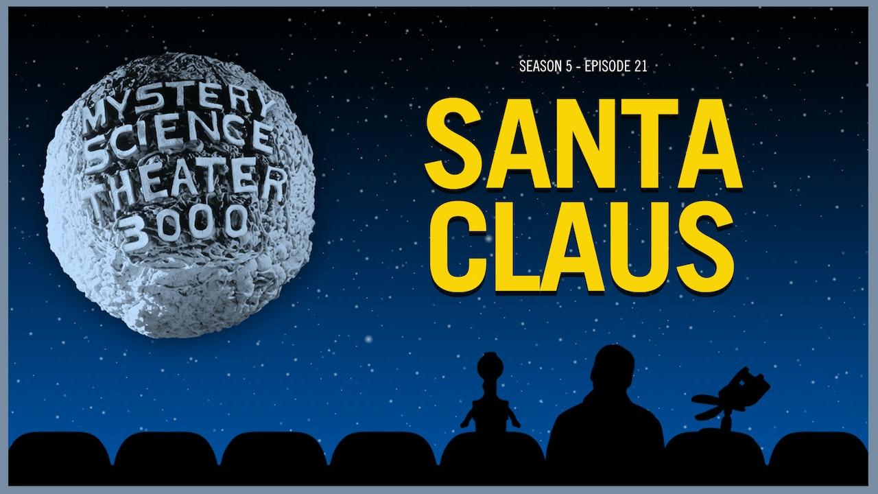 521. Santa Claus