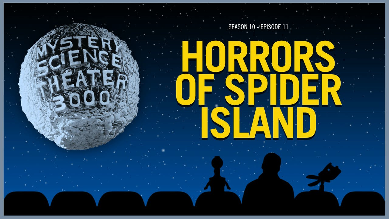 1011. Horrors of Spider Island