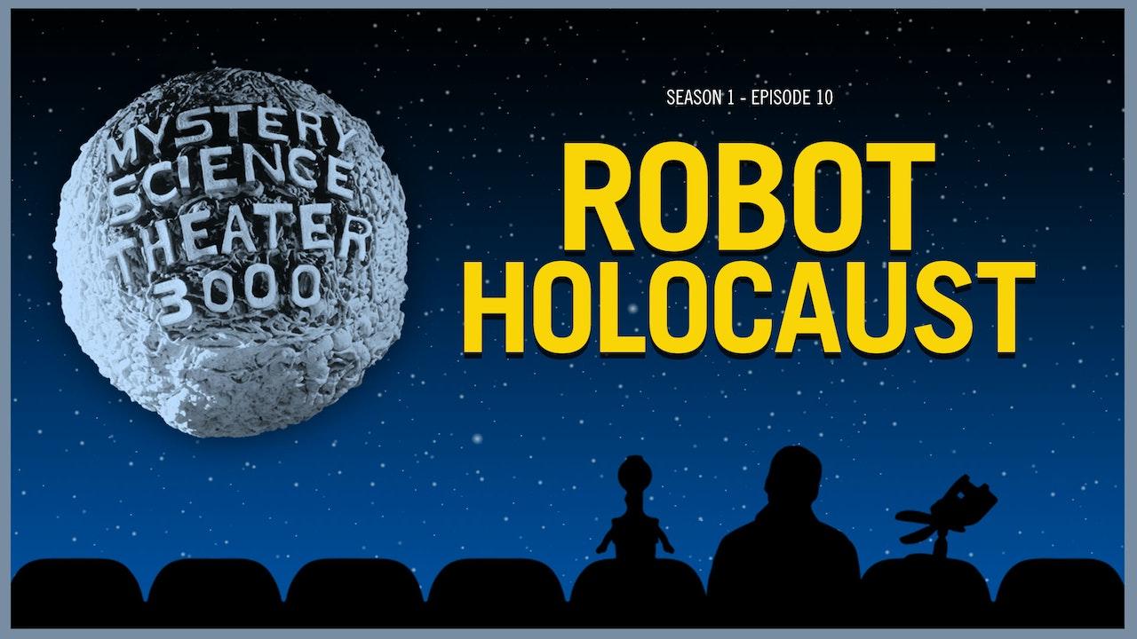 110. Robot Holocaust
