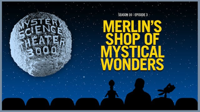 1003. Merlin's Shop of Mystical Wonders