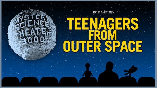 404. Teenagers from Outer Space