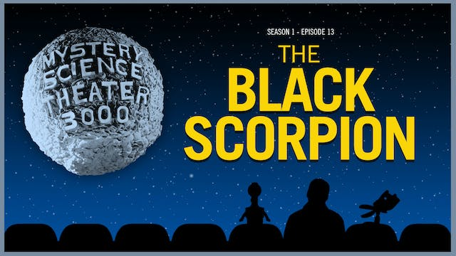 113. The Black Scorpion