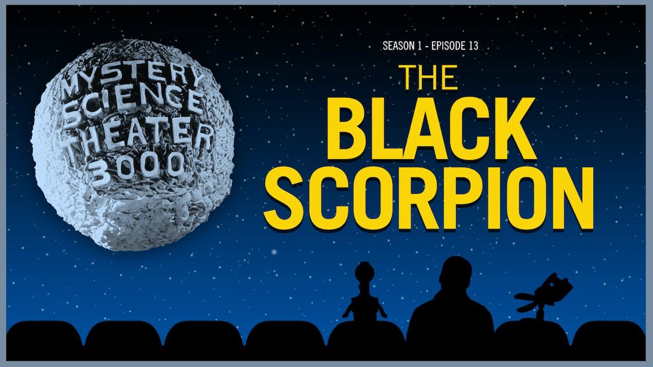 113. The Black Scorpion