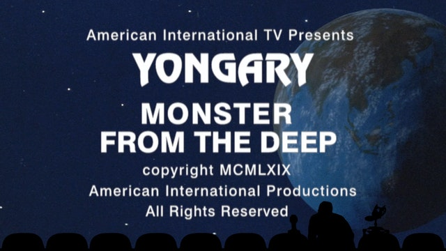Experiment 1109: Yongary