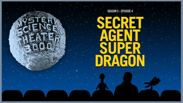 504. Secret Agent Super Dragon